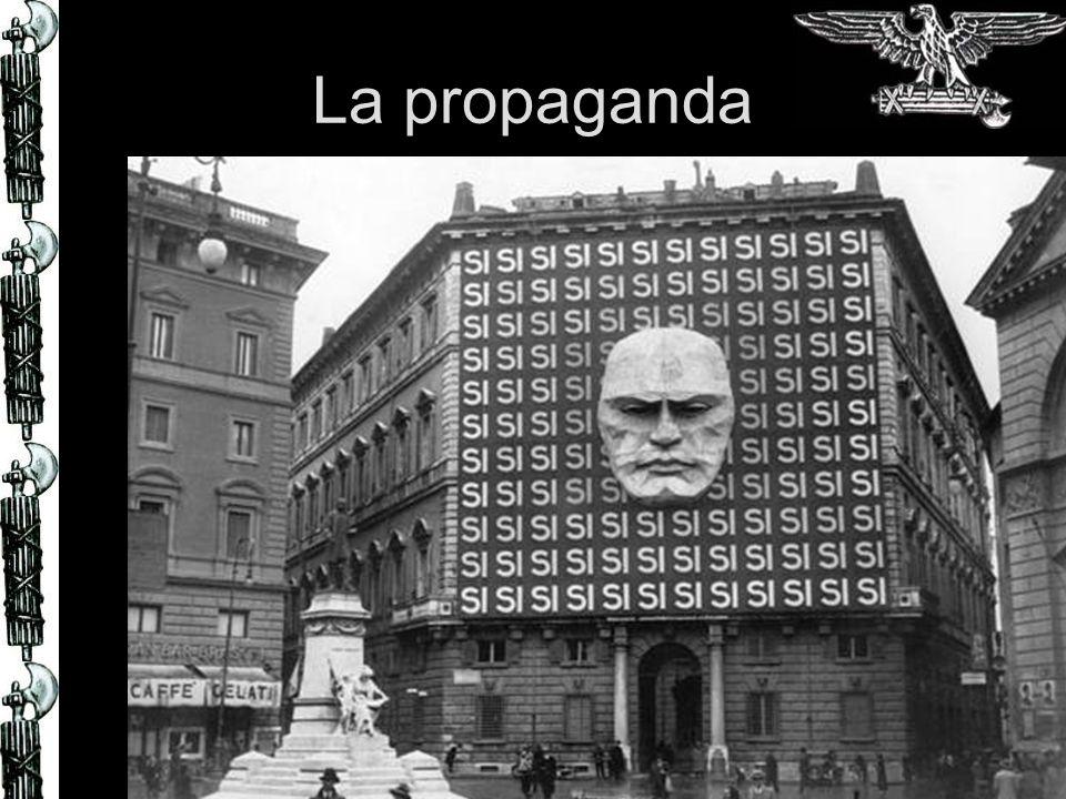 La propaganda