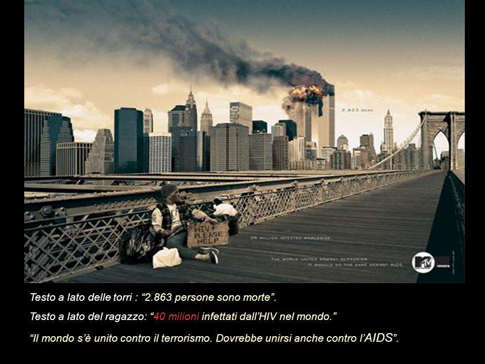 Questa pubblicità di MTV è stata annullata su ordine del governo americano.