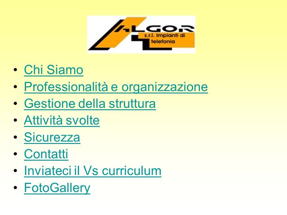Contatti Algor S.r.l.Via Nazionale n.c. 18 12070 NUCETTO – CN Tel.