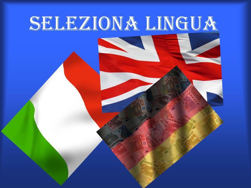 Seleziona Lingua