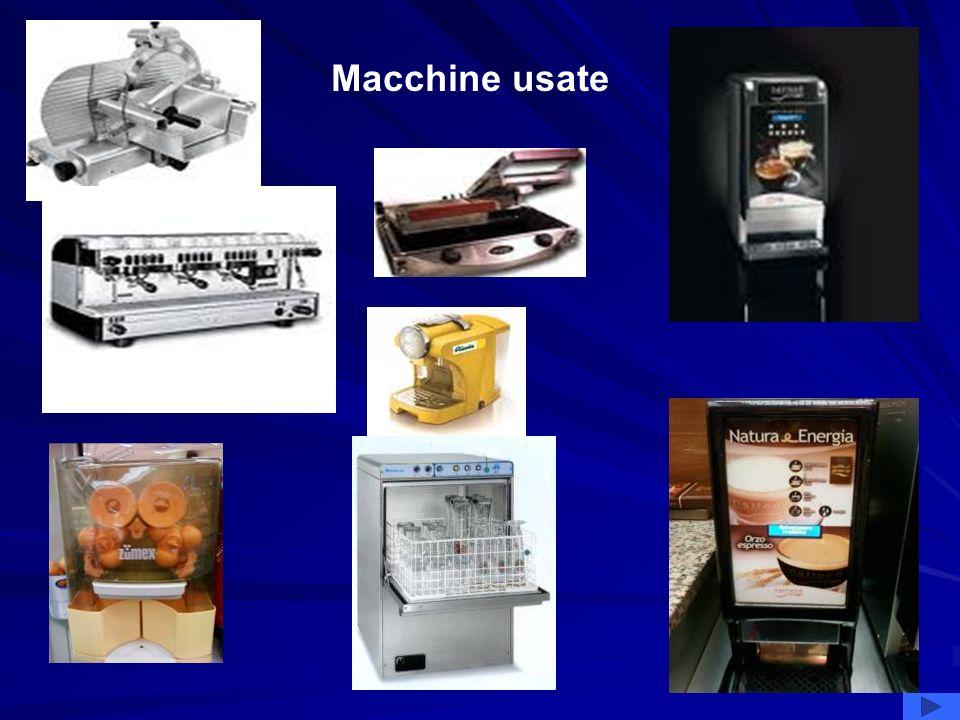 Macchine usate