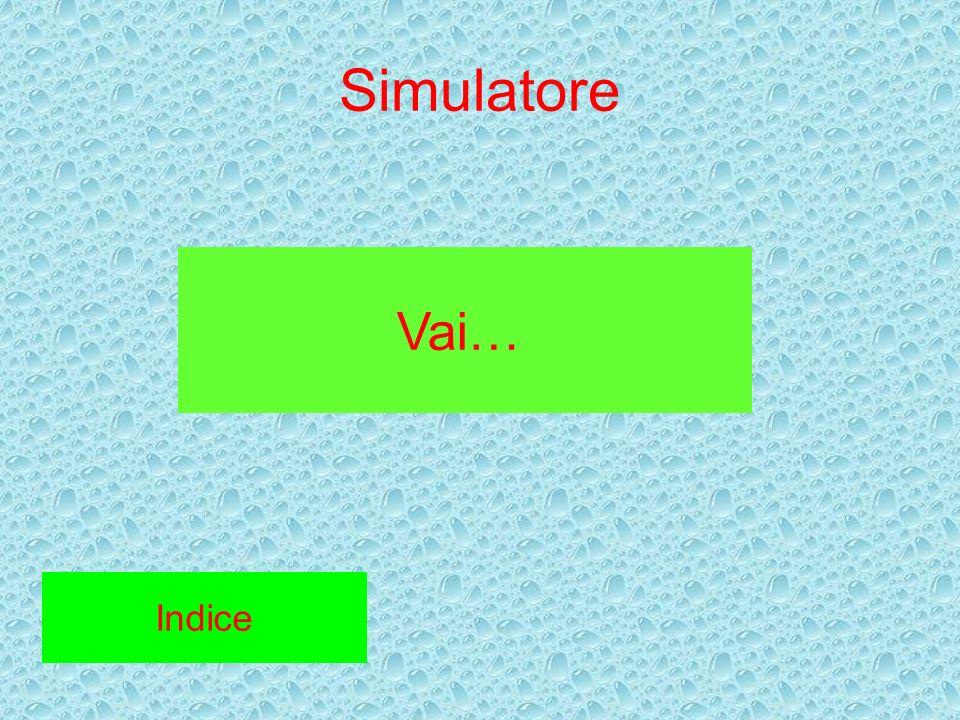 Simulatore Vai… Indice