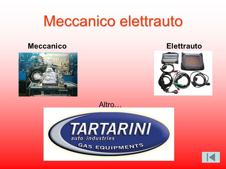 Meccanico elettrauto MeccanicoElettrauto Altro…