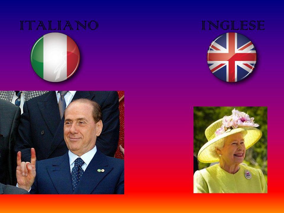 ITALIANO INGLESE