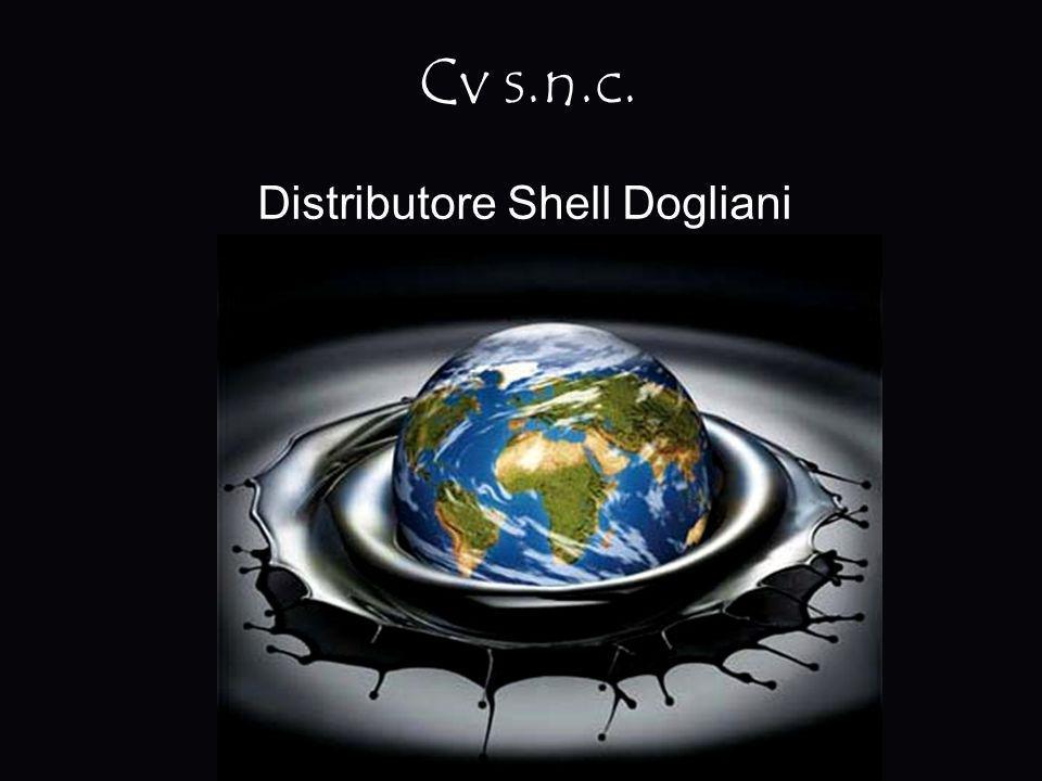 Cv s.n.c. Distributore Shell Dogliani