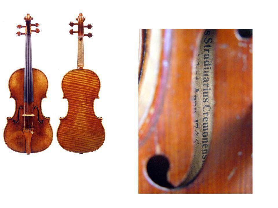 LA SUA VITA Nacque presumibilmente a Cremona nel 1644, data desunta dalle etichette dei suoi strumenti (alcune fonti indicano anche il 1649 o il 1650), da Alessandro Stradivari.