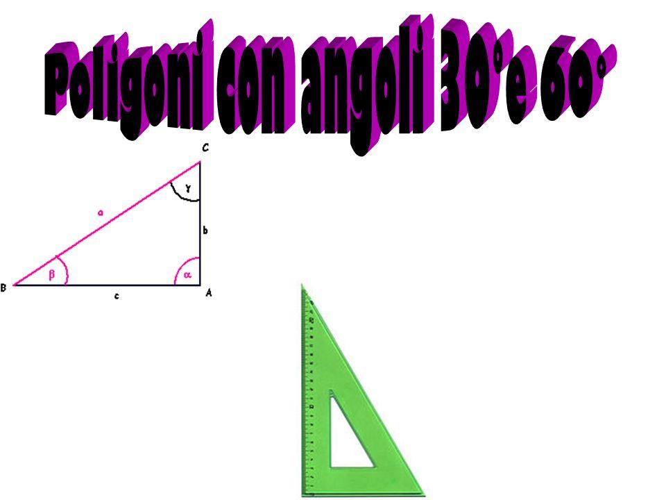 Se un triangolo rettangolo ha un angolo acuto di 30°,laltro angolo acuto è di 60°.