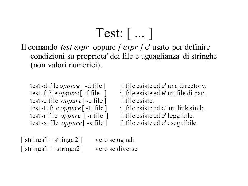 Test: [...