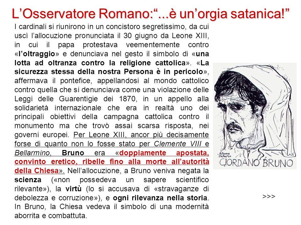«il Papa digiuna» Il primo a scendere in campo fu, nel 1886, monsignor Pietro Balan, in uno scritto commissionato dallOpera dei Congressi e dai Comita