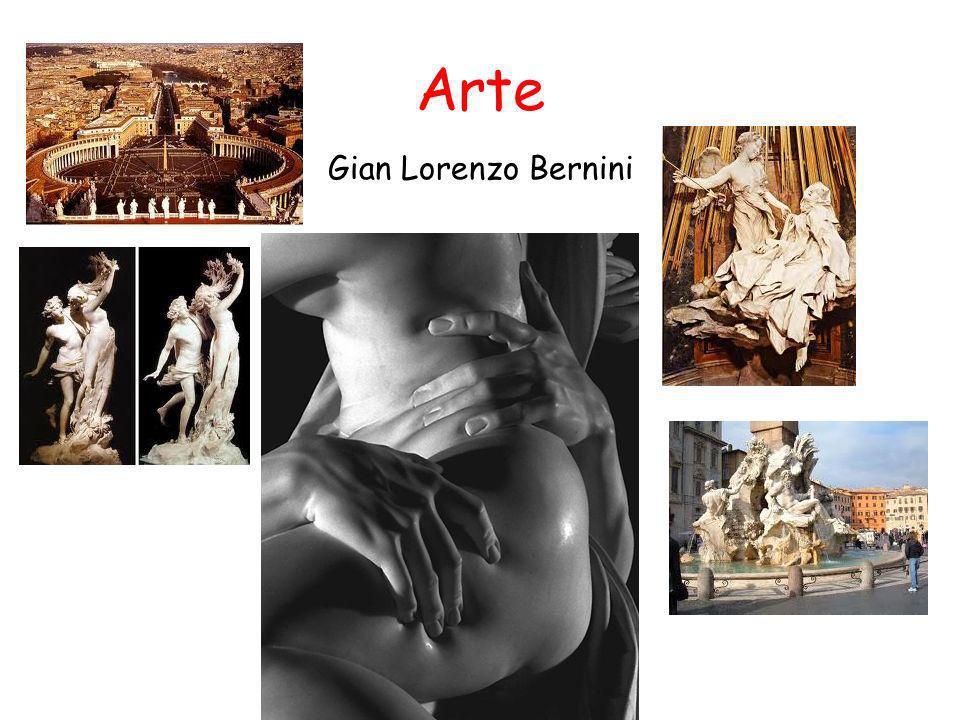 Arte Gian Lorenzo Bernini