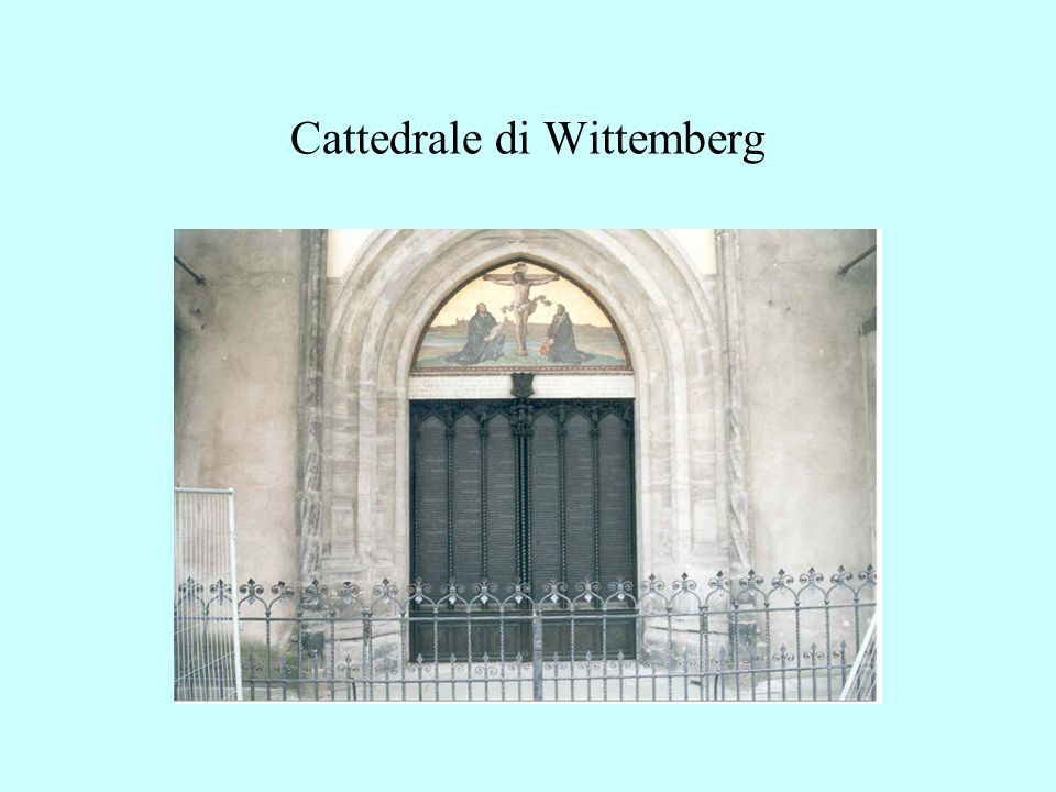 Cattedrale di Wittemberg