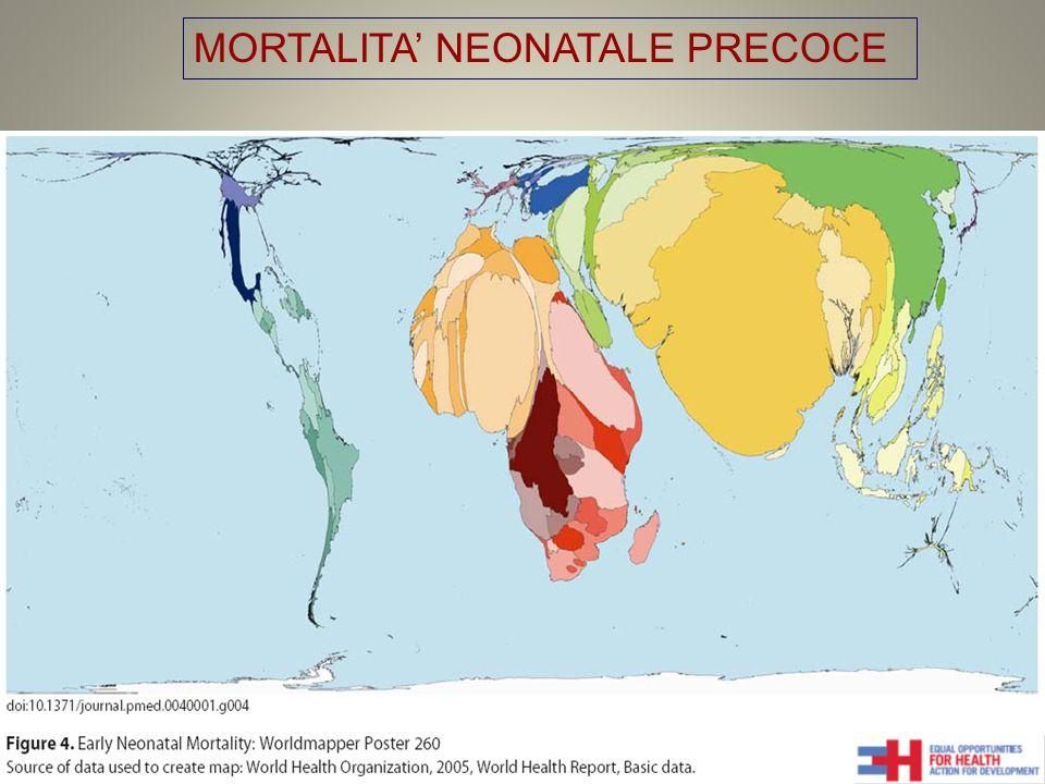 MORTALITA NEONATALE PRECOCE