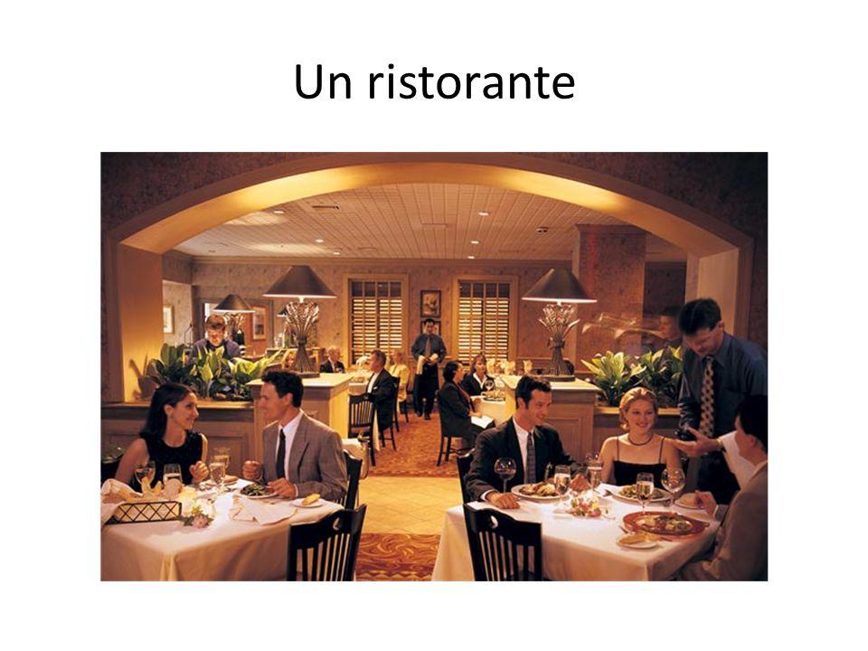 Un ristorante