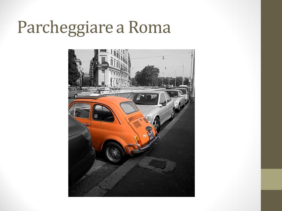 Parcheggiare a Roma