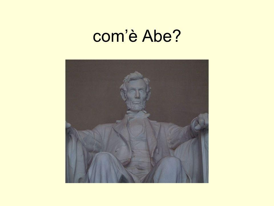 comè Abe?