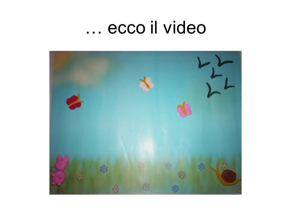 … ecco il video