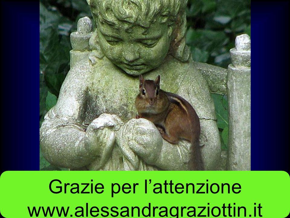 M.SUTTI Titolo Grazie per lattenzione www.alessandragraziottin.it