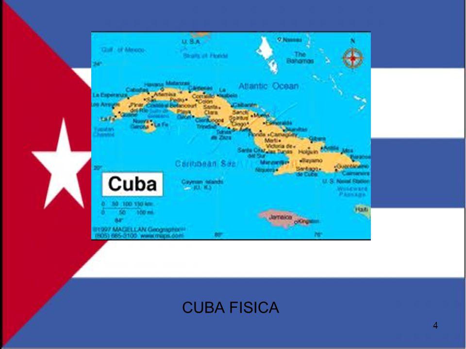 TERRITORIO Il territorio di Cuba è pianeggiante,con montagne e colline nella zona sud- orientale.