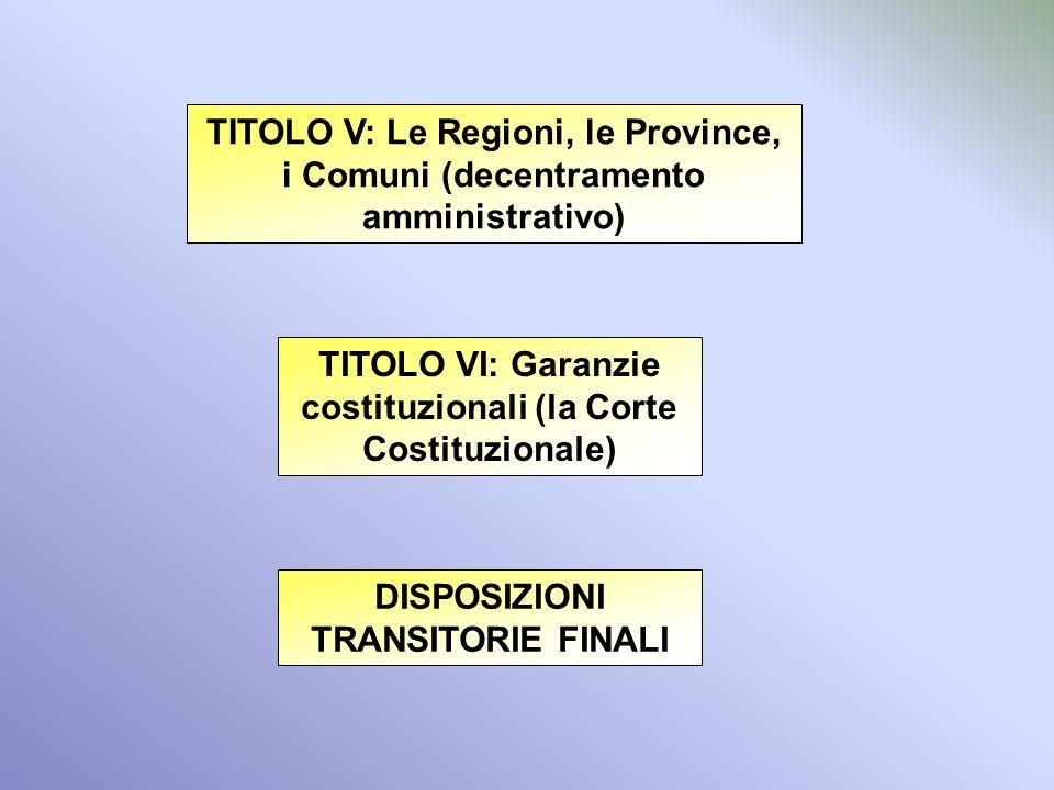 TITOLO IV: La MAGISTRATURA (potere GIUDIZIARIO) (artt. 101-113) E un ordine autonomo che è soggetto solo alla legge (artt. 101 e 104) Diritto a un giu