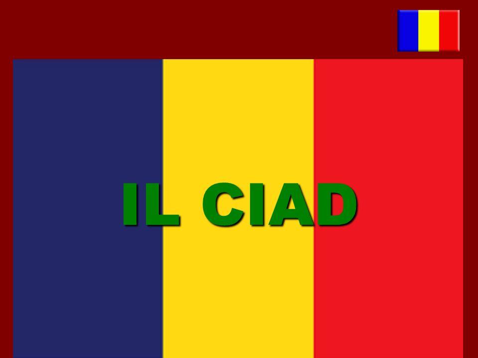 Il lago Ciad nel tempo