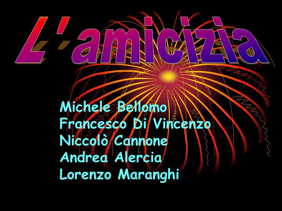 Michele Bellomo Francesco Di Vincenzo Niccolò Cannone Andrea Alercia Lorenzo Maranghi