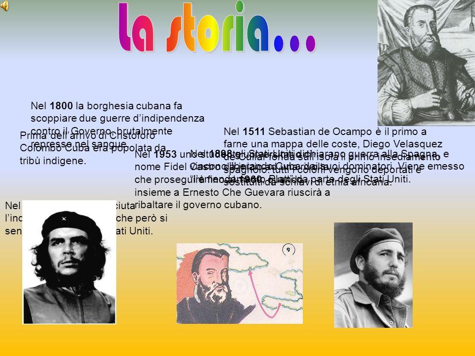 Nel 1953 uno studente universitario di nome Fidel Castro dà inizio ad una rivolta che proseguirà fino al 1960, quando insieme a Ernesto Che Guevara ri