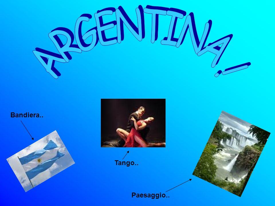 Tango.. Bandiera.. Paesaggio..