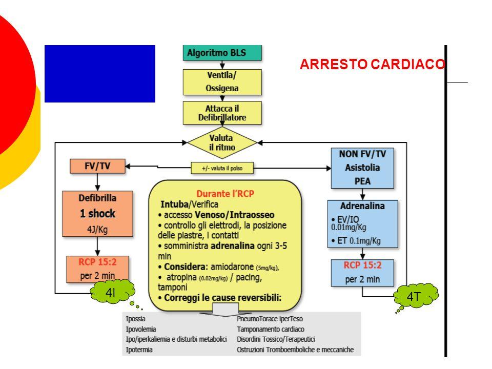 Dott.ssa Elisabetta Muccioli 4I 4T ARRESTO CARDIACO
