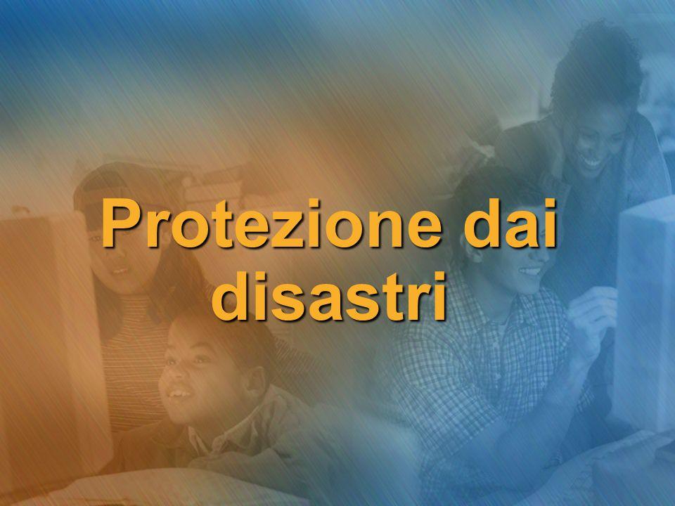Protezione dai disastri