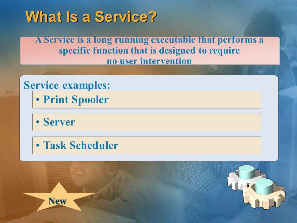 Creiamo un performance log Per visualizzare il contenuto di un registro con le performance possiamo usare System Monitor…