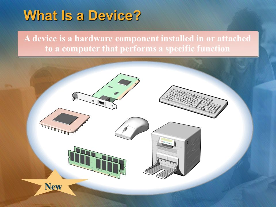 What Is a Device.