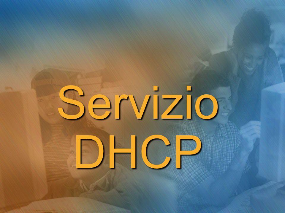 Servizio DHCP
