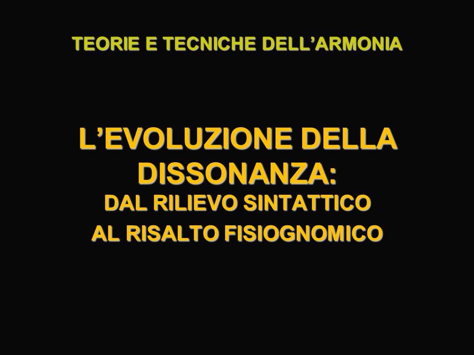 GLI ACCORDI DI SETTIMA: MORFOLOGIA (3) H) TEORIA DELLE QUATTRO SPECIE DI SETTIMA (700) I) TEORIA DELLE SETTE SPECIE DI SETTIMA (800) audio/video