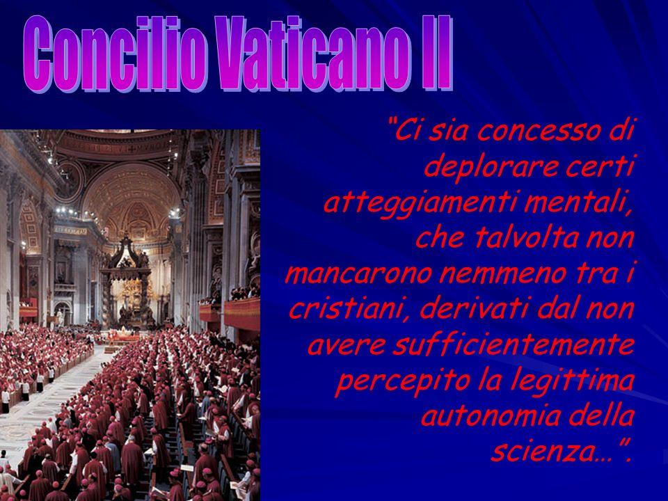 DISCORSO DI GIOVANNI PAOLO II PER LA COMMEMORAZIONE DELLA NASCITA DI ALBERT EINSTEIN 10 novembre 1979 io auspico che teologi, scienziati e storici, animati da uno spirito di sincera collaborazione, approfondiscano lesame del caso Galileo e, nel leale riconoscimento dei torti, da qualunque parte provengano, rimuovano le diffidenze che quel caso tuttora frappone, nella mente di molti…