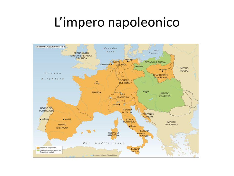 Limpero napoleonico