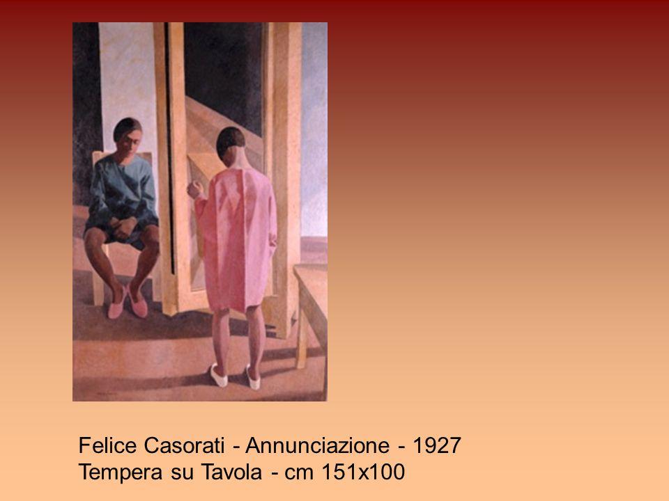 AnnunciationAnnunciation, Salvador Dali, 1947