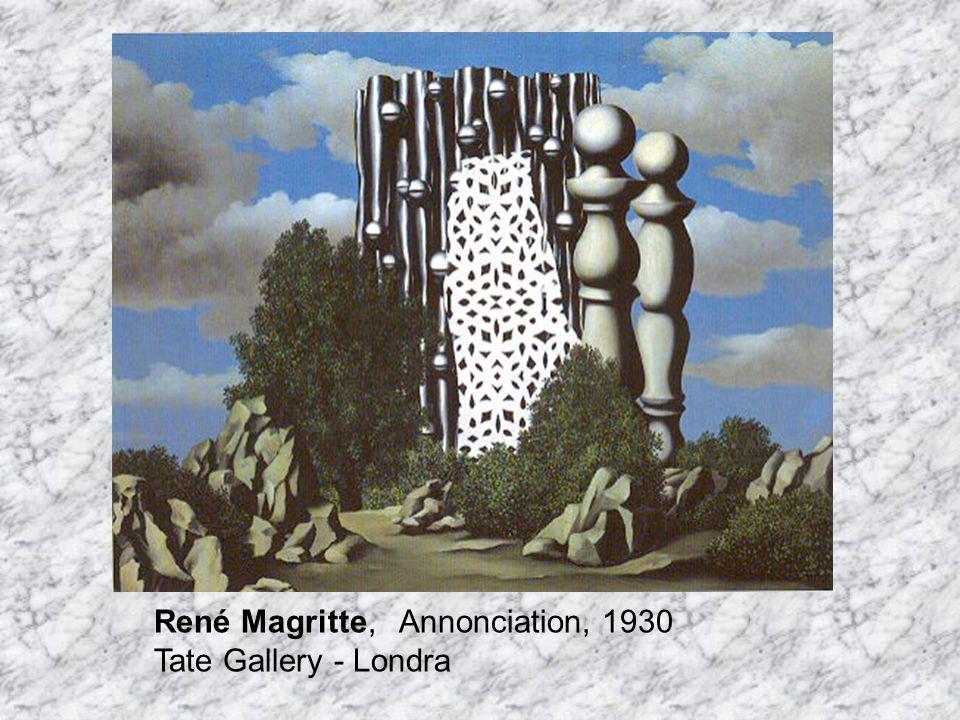 Felice Casorati - Annunciazione - 1927 Tempera su Tavola - cm 151x100