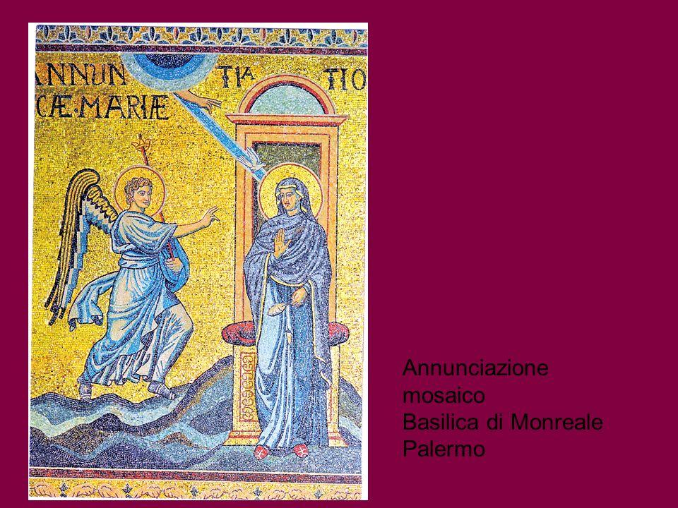 Pontormo, Annunciazione, Chiesa di Santa Felicita, Firenze
