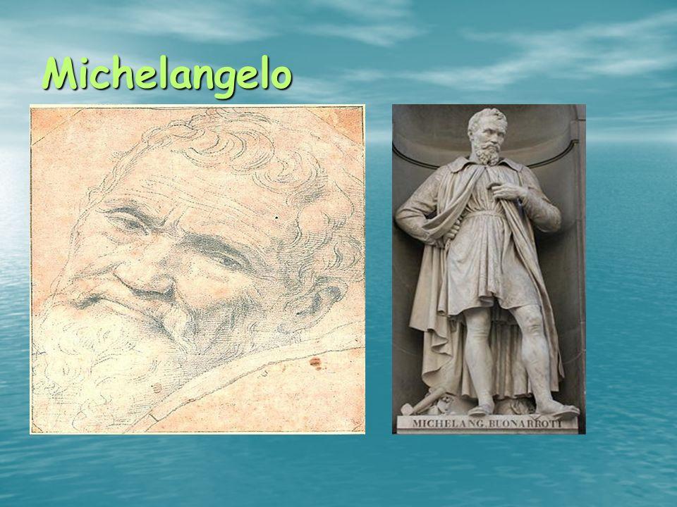 Il tema su Michelangelo