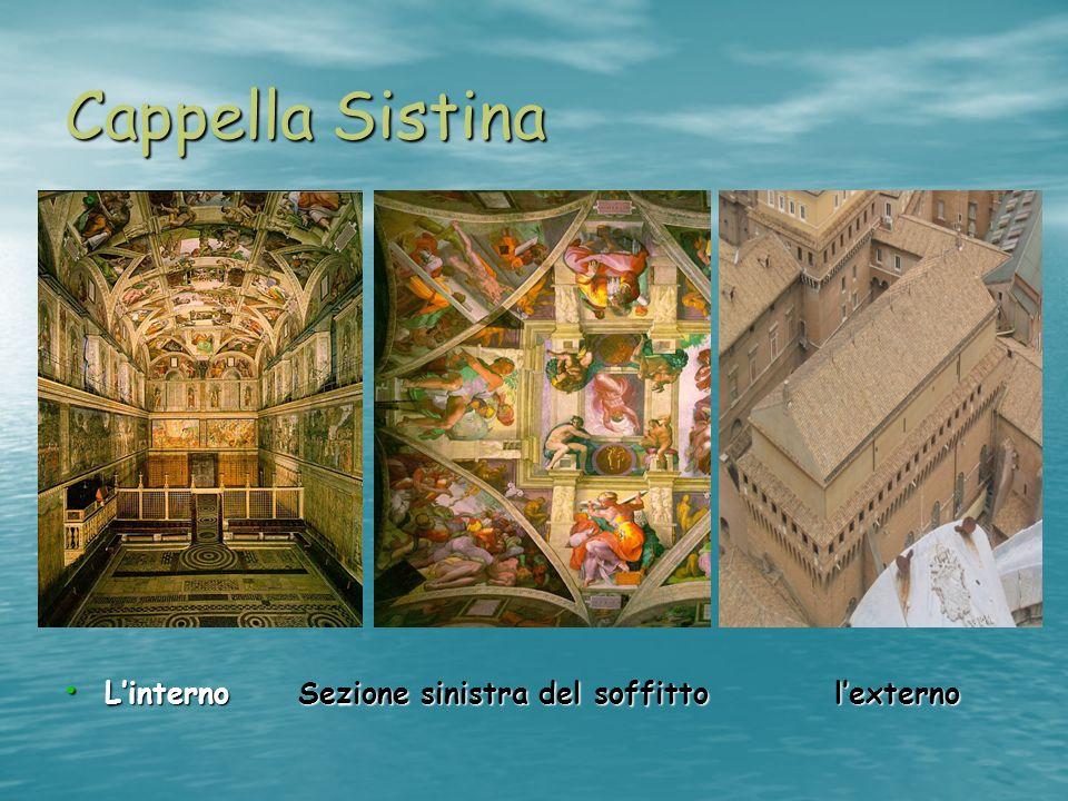 Michelangelo di Lodovico Buonarroti Simoni (conosciuto semplicemente come Michelangelo; Caprese Michelangelo, 6 marzo 1475 – Roma, 18 febbraio 1564) è