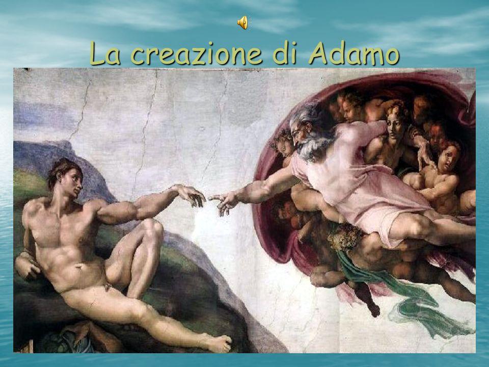 opere principale :affreschi Il Martirio: Il Martirio: La Creazione di Adamo : La Creazione di Adamo : La conversione di St. Paul La conversione di St.