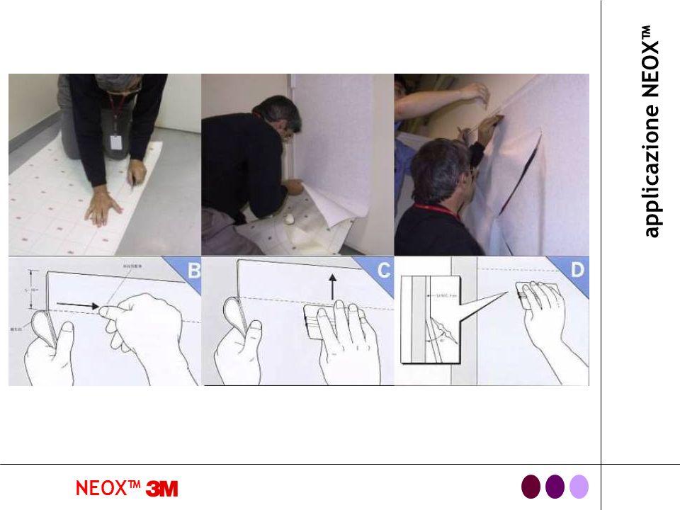 NEOX Ristrutturazione toilettes in NEOX prima dopo