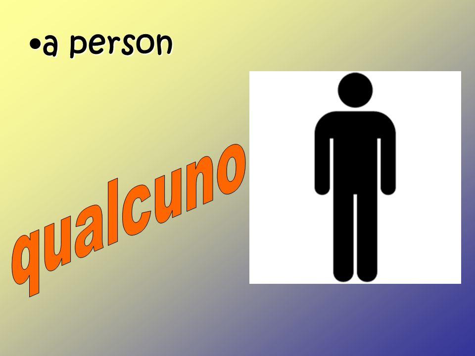 a persona person