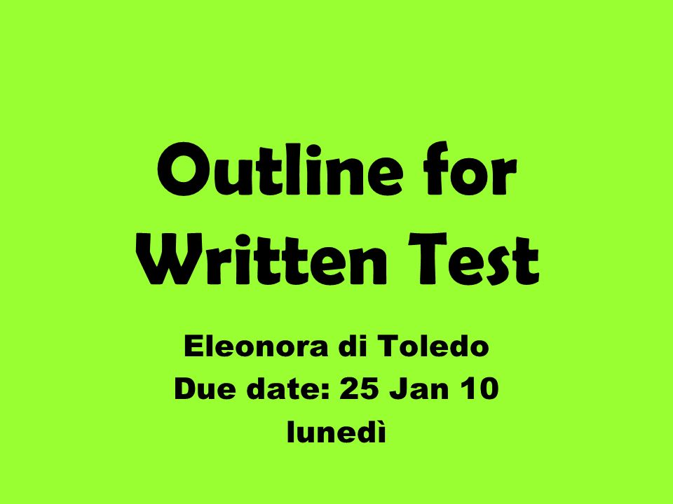 1.Write at least 3 sentences from Eleonoras history.