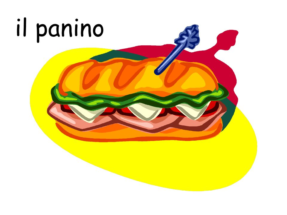 il panino