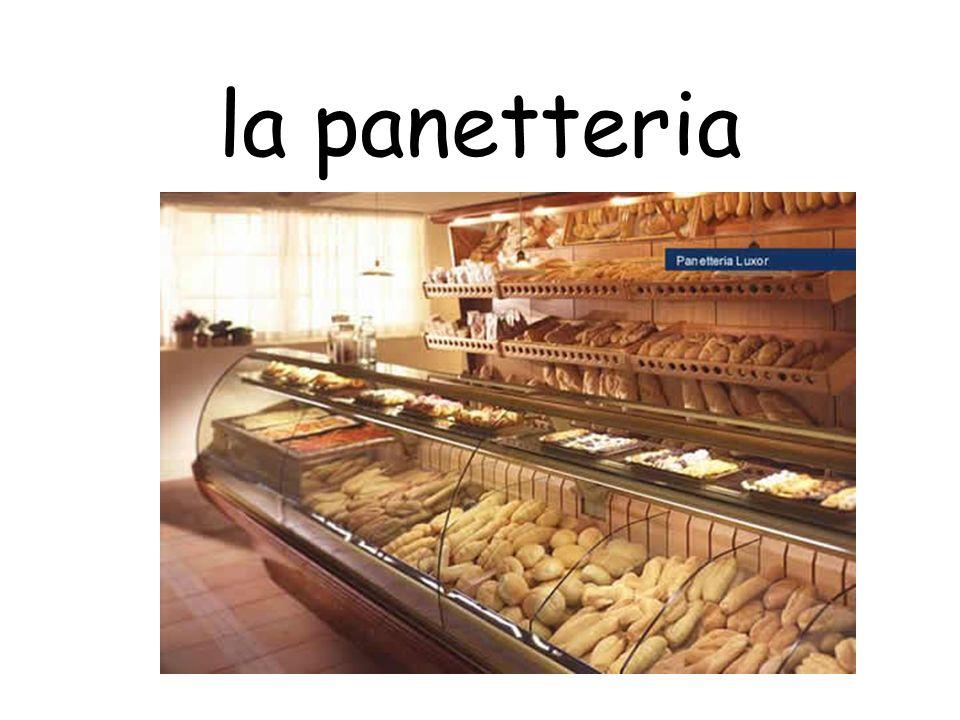 la panetteria