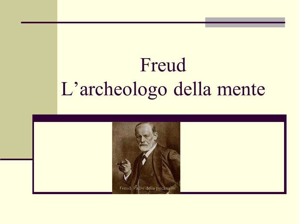 Freud Larcheologo della mente