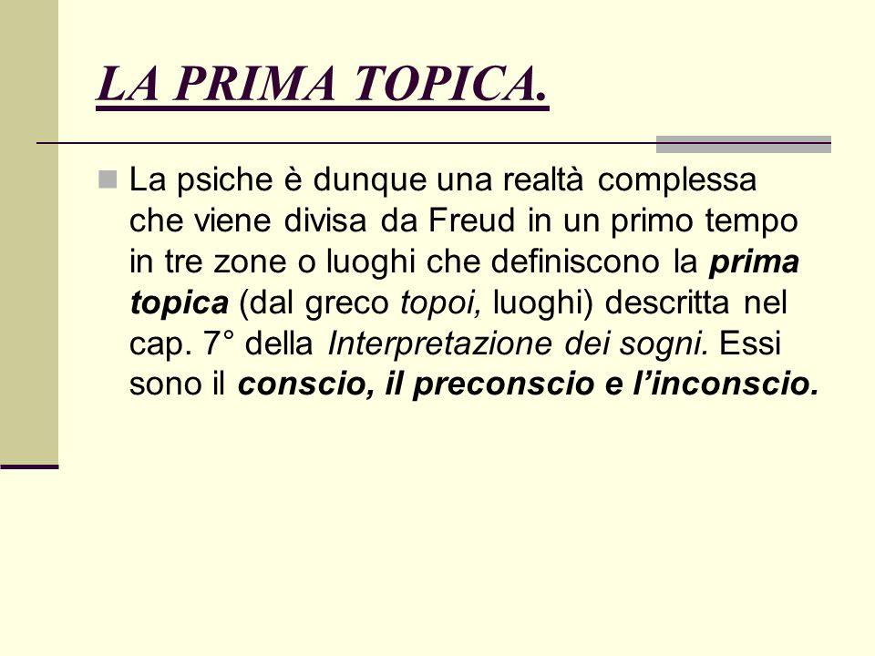 LA PRIMA TOPICA.