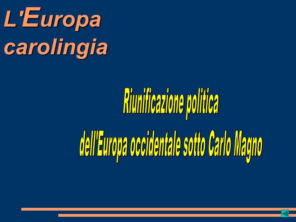 L' E uropa carolingia