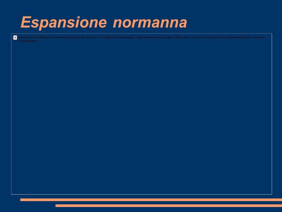 Espansione normanna